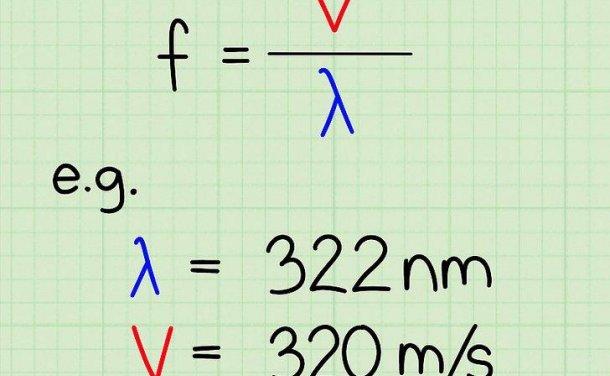 如何计算频率