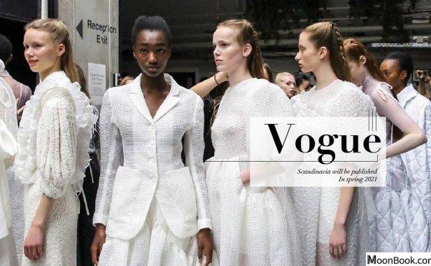 集结北欧的文化底蕴和创意:首本斯堪的那维亚版《Vogue》将于2021年春季登场