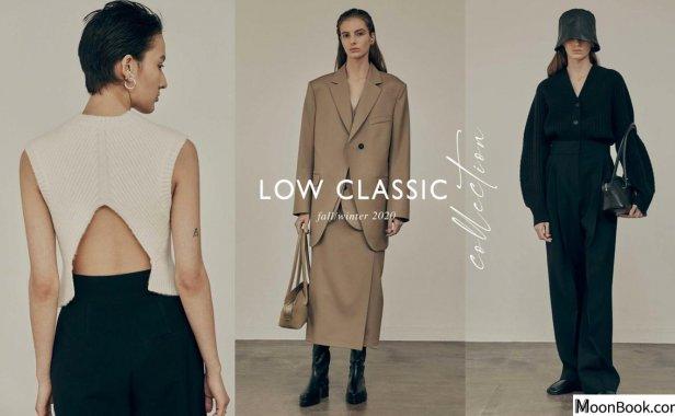 2020秋冬服装系列报导:建构日常的时髦风景,Low Classic 难以抵挡的沈稳魅力
