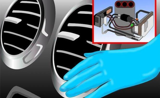 如何修复汽车空调