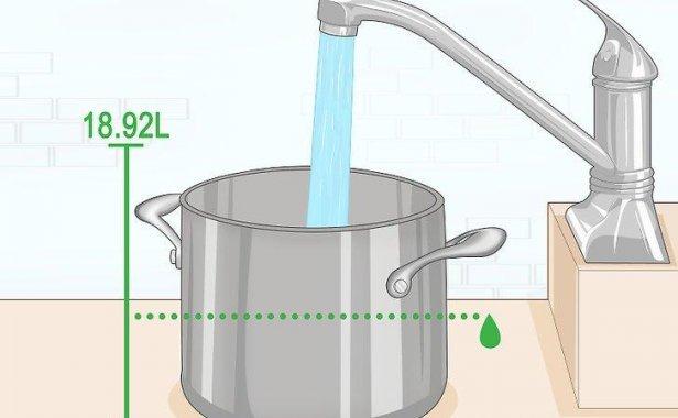 如何制作蒸馏水