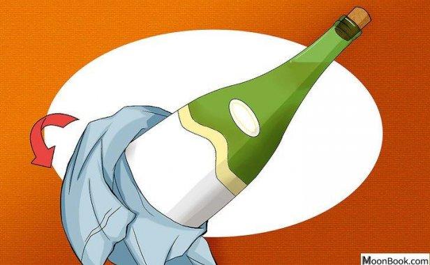 如何巧开红酒