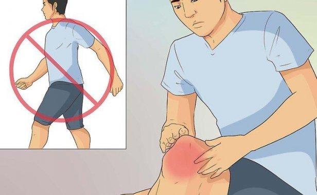 如何治疗膝盖扭伤