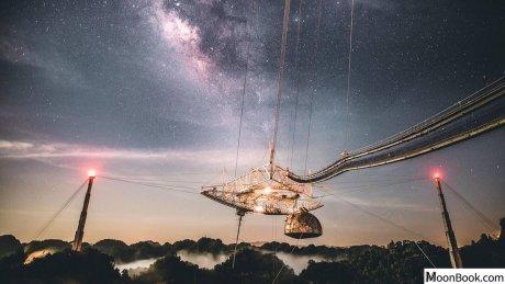 这个曾经闻名世界的望远镜坏了,而且坏得很严重